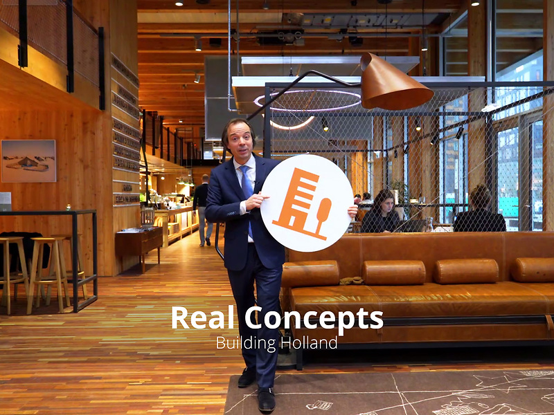 Real Concepts | Building Holland