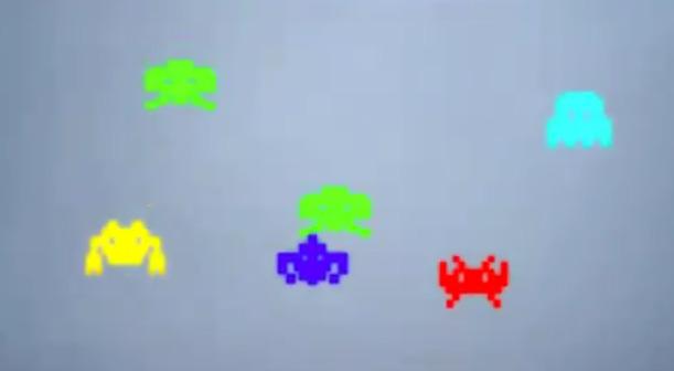 Space invaders must die