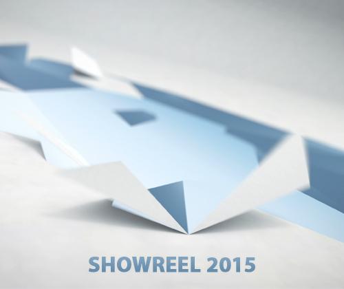 Studio Blue Lion - Showreel 2015