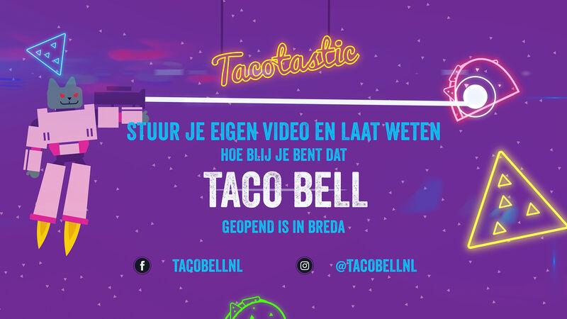 Taco Bell - Breda UGC Contest