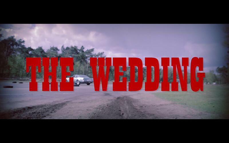 The Wedding (uitnodiging bruiloft)