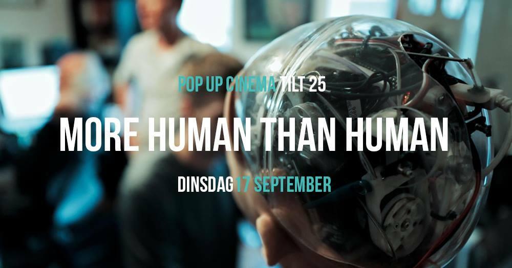 Tilt25: More human than human