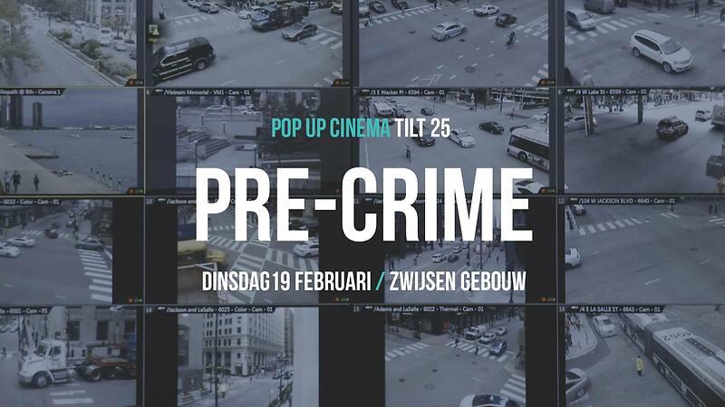 Tilt25: Pre-crime