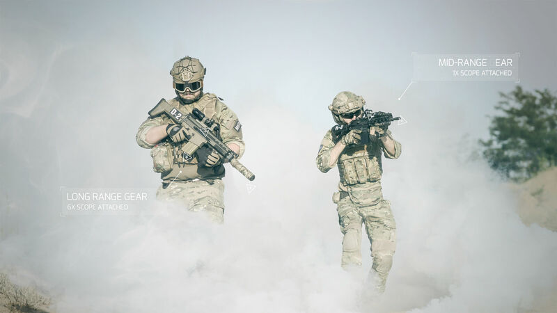 Ultimate Airsoft Competition - Mission Objective