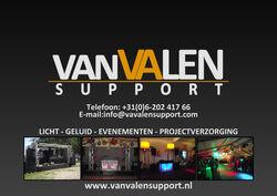 van Valen Support