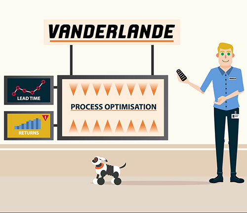 Vanderlande - Process optimisation