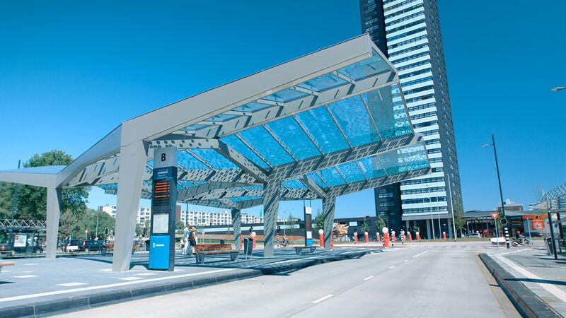 WoensXL – Busstation